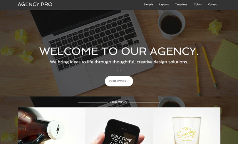 best-studiopress-genesis-theme-agency